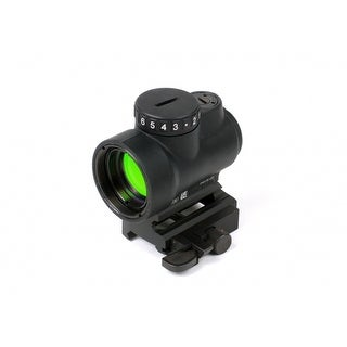 """Trijicon MRO with Samson QR Base - Perfect Co-witness (1.53"""")"""