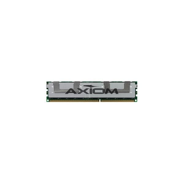 Axiom 647893-S21-AX Axiom 4GB DDR3 SDRAM Memory Module - 4 GB - DDR3 SDRAM - 1333 MHz DDR3-1333/PC3-10600 - ECC - Registered -