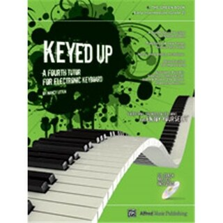 Alfred 00-20157UK Keyed Up-The Green Book
