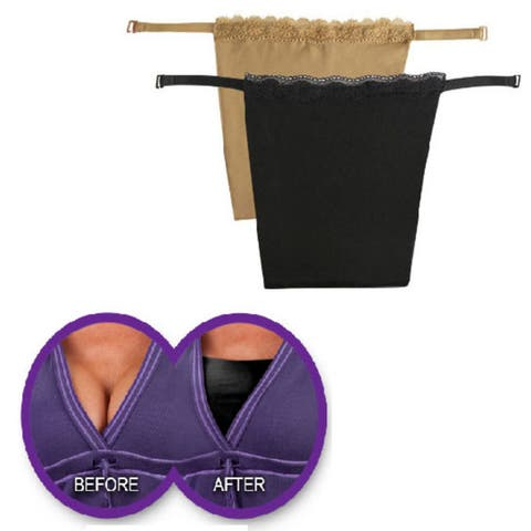 3 Set Bra Clip Maximize Your Wardrobe & Cool, Lightweight and Comfortable