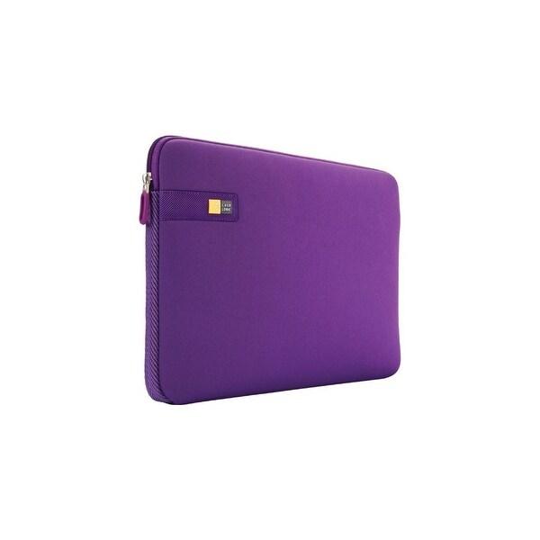 Case Logic LAPS-116PUP Case Logic Sleeve for 15.6- Inch Notebook, Purple (LAPS-116PU)