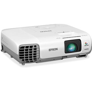 Epson V11H687020 LCD Projector, PowerLite 98H - White