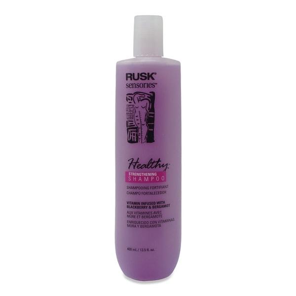 Rusk Healthy Shampoo 13.5 Oz