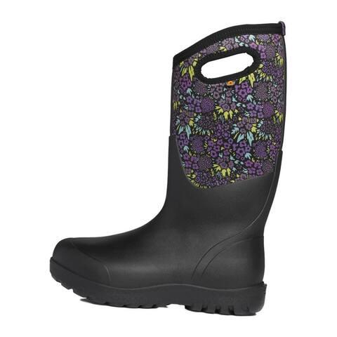 Bogs Outdoor Boots Womens Neo-Classic Tall NW Garden Waterproof