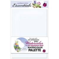 Art Impressions Watercolor Palette-