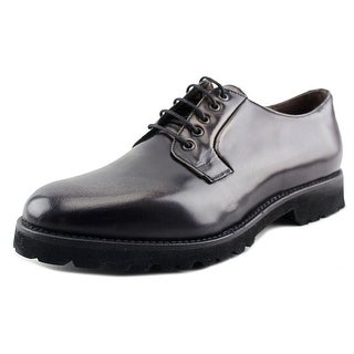 8 5700 Oxford   Round Toe Leather  Oxford