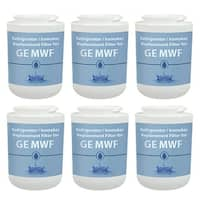 Replacement Filter for GE MWF / WF387 / EFF-6013A / WSG-1 (6-Pack) Replacement Filter