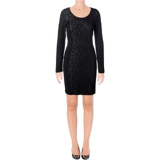Calvin Klein Womens Sweaterdress Knit Pattern (4 options available)