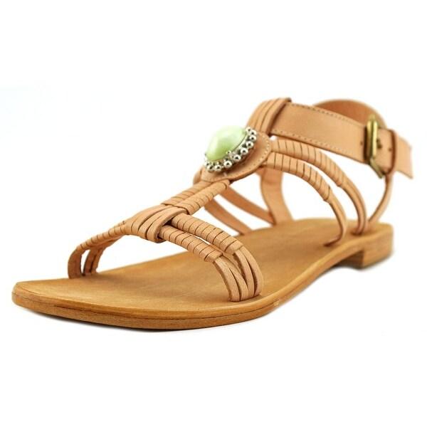 MTNG 97417 Women US 6 Nude Slingback Sandal