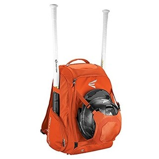 Easton Walk-Off IV Bat Backpack (Orange)