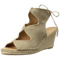 Franco Sarto Women's L-Nash Espadrille Wedge Sandal