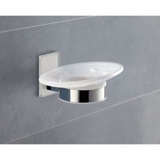 Nameeks 7811 Gedy Collection Wall Mounted Soap Dish|https://ak1.ostkcdn.com/images/products/is/images/direct/64d892e18da491f639de1a064464d2e50065ad3f/Nameeks-7811-Gedy-Collection-Wall-Mounted-Soap-Dish.jpg?impolicy=medium