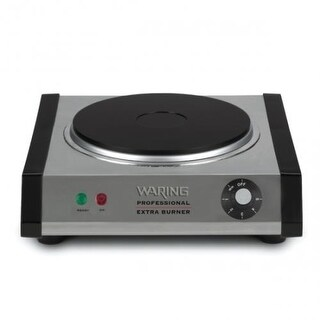 Waring - WEB300 - Single Solid Top Countertop Burner - 120V
