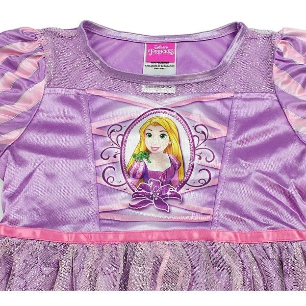 Girls Rapunzel Fantasy Sleep Gown