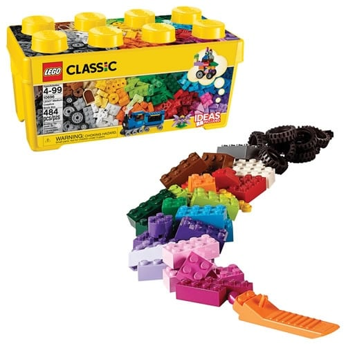 LEGO(R) Classic Medium Brick Box (10696)