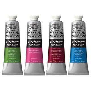 Winsor & Newton - Artisan Water Mixable Oil Colours - 37ml Tube - Viridian