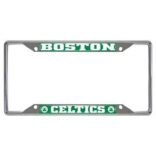 "NBA - Boston Celtics License Plate Frame 6"" x 12"""
