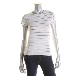 Polo Ralph Lauren Womens Cotton Striped Pullover Top - XS