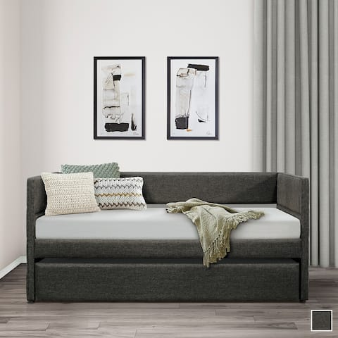 Manasa Daybed with Trundle