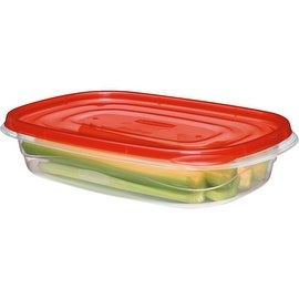 Rubbermaid 3Pc Rectangle Containers