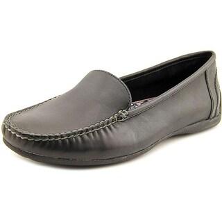 Eastland Crystal Women W Moc Toe Leather Loafer