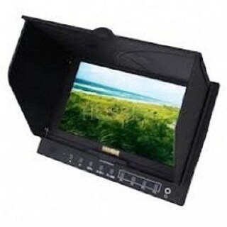 7 In. TFT LCD HDMI Monitor Peaking Canon 5D Mark II 5D2 With Cable