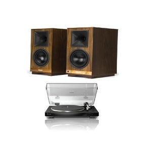 Klipsch The Sixes Powered Speakers, Pioneer PL-30-K