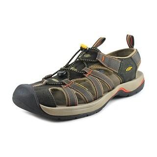 Keen Kanyon Round Toe Suede Sport Sandal
