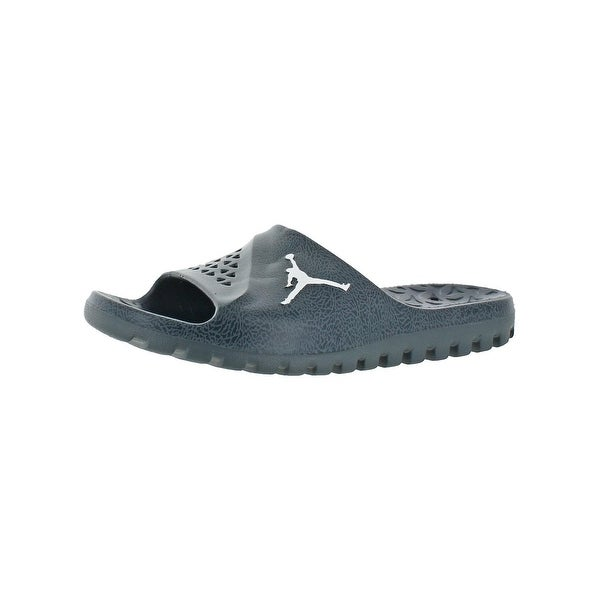 11df511fb7c0e Jordan Mens Super.Fly Team Slide 2 GRPC Slide Sandals Pool Beach - 9 medium
