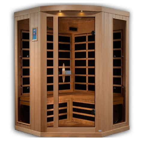 Reserve Edition Corner Studio Full Spectrum Sauna / GDI-8535-01