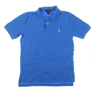 Polo Ralph Lauren Boys Embroidered Polo Shirt - M