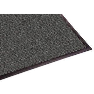 Millennium Mat Company WG031004 WaterGuard Indoor & Outdoor Scraper Mat 36 x 120 in. Charcoal