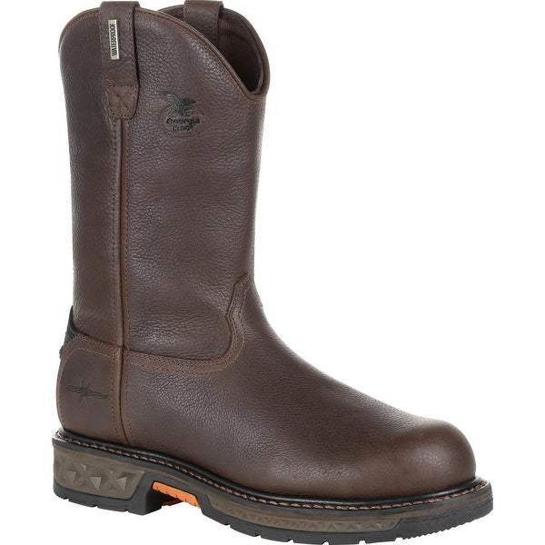 5f0dc28c730 Shop #GB00310, Georgia Boot Carbo-Tec LT Steel Toe Waterproof Pull ...