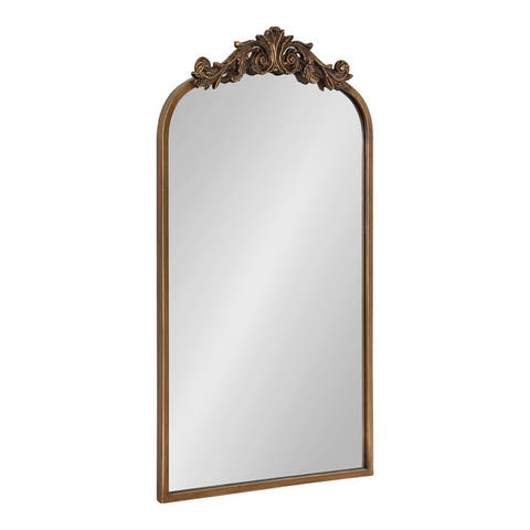 Kate and Laurel Arendahl Traditional Arch Mirror