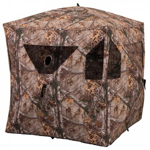Ameristep 1RX3H019 Brickhouse Ground Blind