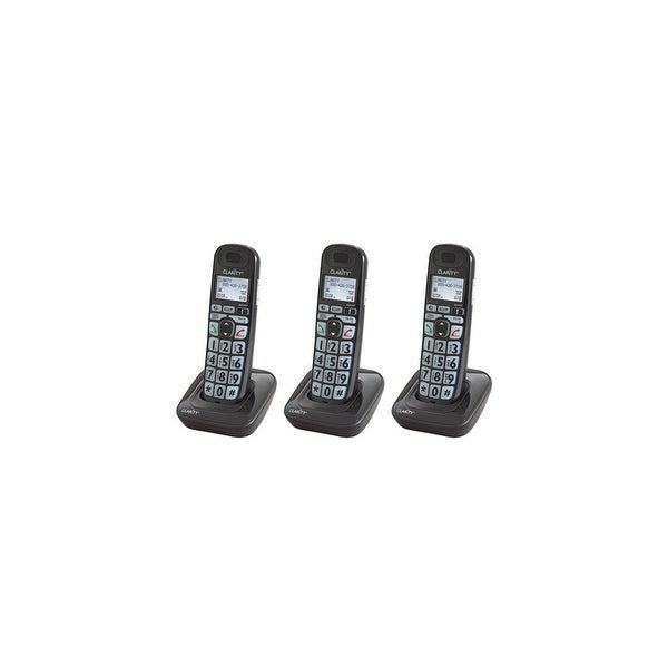 Clarity E814HS Cordless Caller ID Telephone Handset for E814 & D722 (3 Pack)