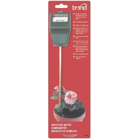 Bond 9628 Moisture Meter with No Batteries Required