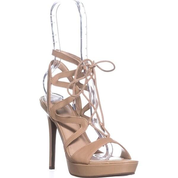 Guess Women's Aurela3 Platform Dress Sandal