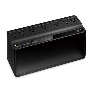 Apc Back-Ups 600Va Ups Battery Backup & Surge Protector With Usb Charging Port (Be600m1)