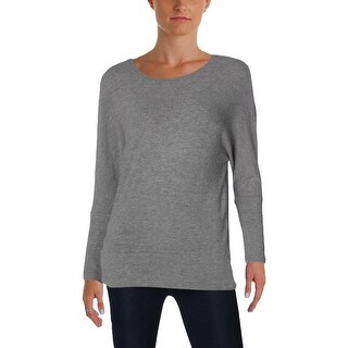 Cupcakes & Cashmere Womens Emily Pullover Sweater Dolman Sleeves Jersey