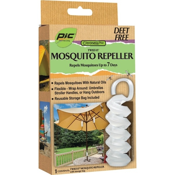 Pic Twistit Twist It Mosquito Repeller