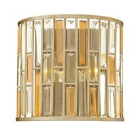 Fredrick Ramond FR33732 2-Light Wall Sconce from the Gemma Collection