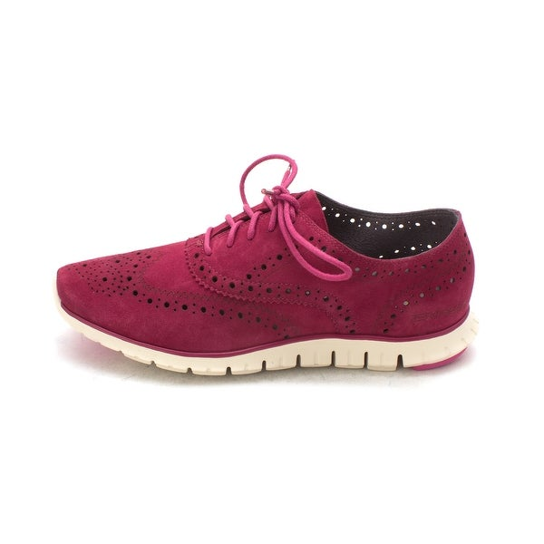 Cole Haan Womens Florriesam Low Top Lace Up Fashion Sneakers - 6