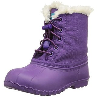 Native Jimmy Faux Fur Textured Winter Boots