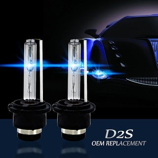 Link to AGPtek 2x Genuine OEM HID Xenon PAIR D2S D2R for Osram or Philips Headlight Bulbs - M Similar Items in Car Audio & Video