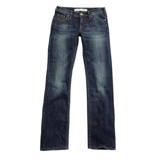 Tin Haul Western Denim Jeans Womens Bootcut Blue 10-054-0120-1709 BU