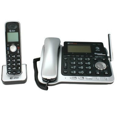 AT&T TL86109 DECT 6.0 Digital 2-Line Answering System