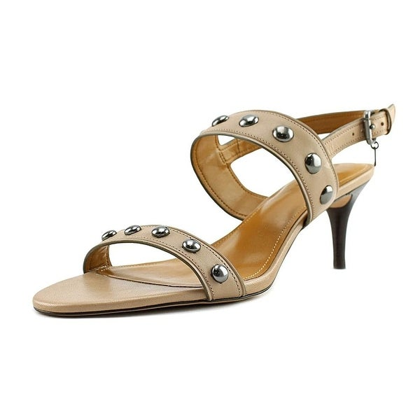 Coach Womens mandy Open Toe Casual Strappy Sandals