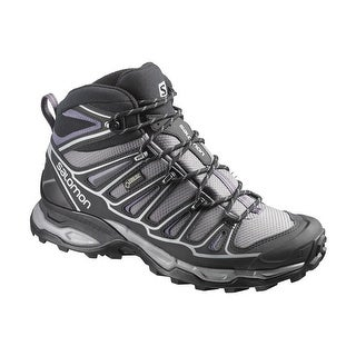 Salomon Women's X-Ultra Mid 2 GTX Hiking Shoes, Waterproof Gortex