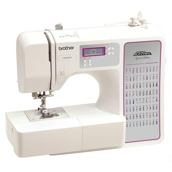 Shop Brother Cs40prw 40Stitch Project Runway Computerized Home Inspiration Brother Project Runway Sewing And Embroidery Machine